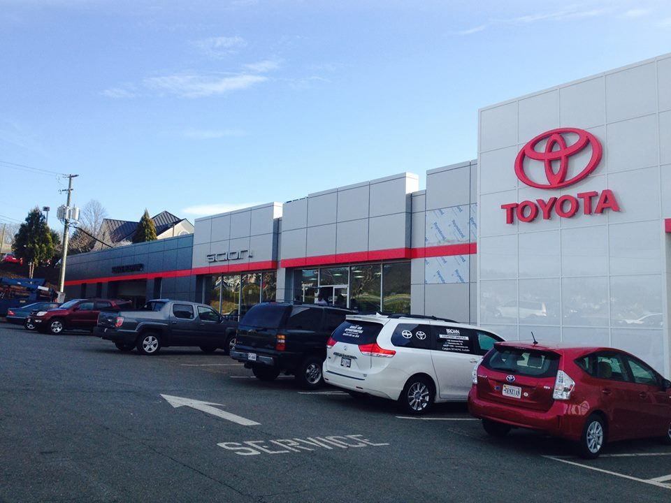Toyota – Charlottesville, VA