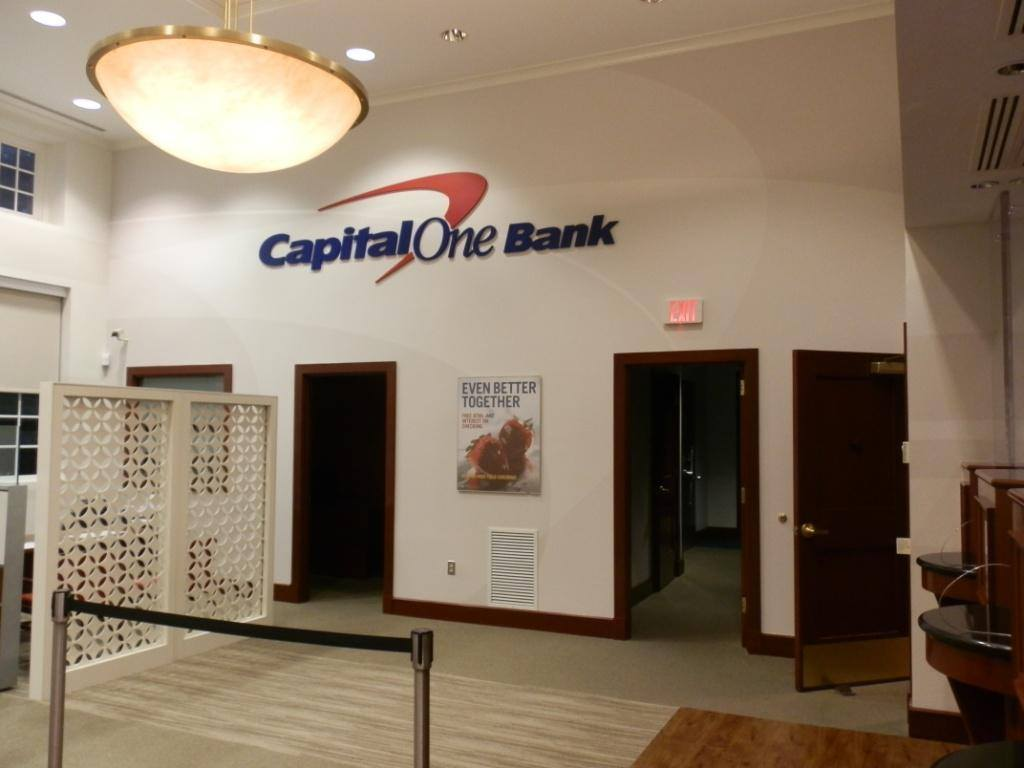 Capital One Bank – Annapolis, MD