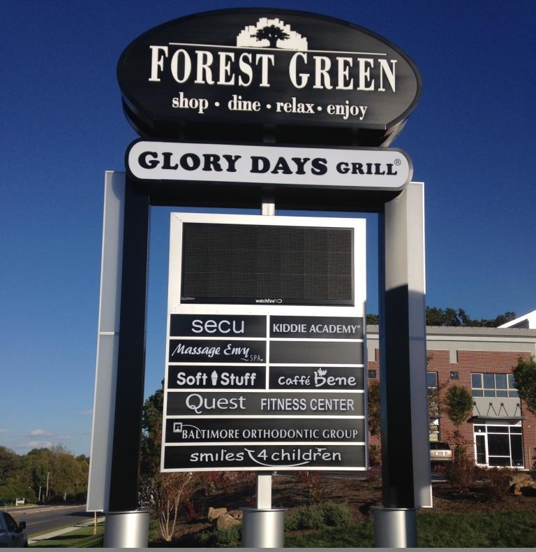 Forest Green Shopping Center – Ellicott City, MD