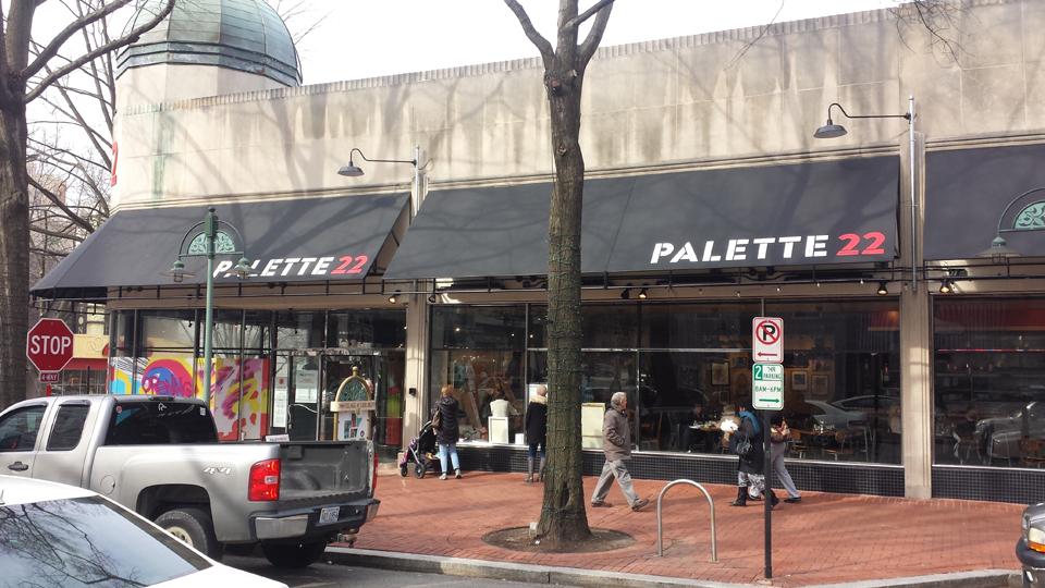 Palette 22 Restaurant – Arlington, VA
