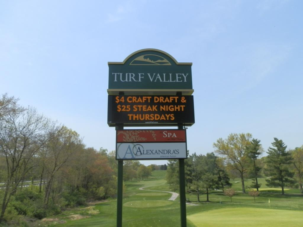 Turf Valley Resort, Ellicott City, MD
