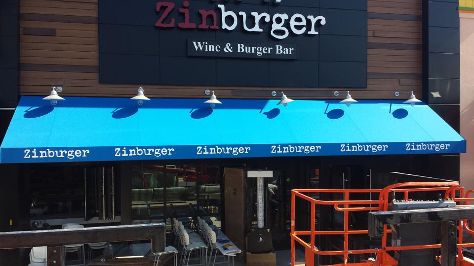Zinburger Wine & Burger Bar, Springfield, VA