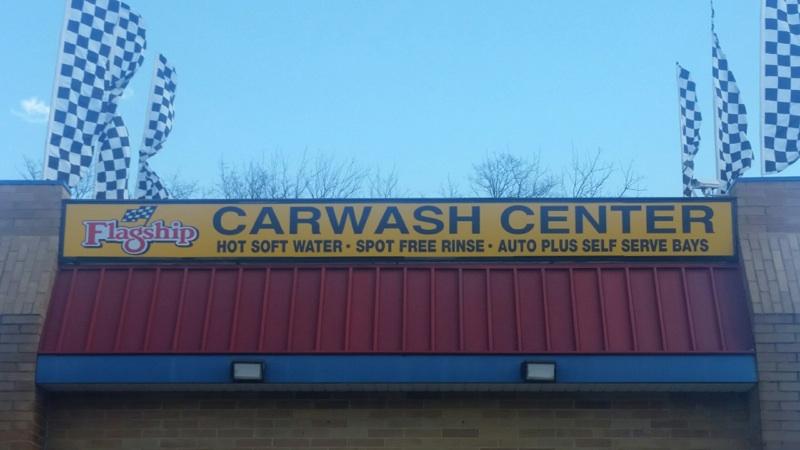 Flagship Car Wash – Germantown, MD.