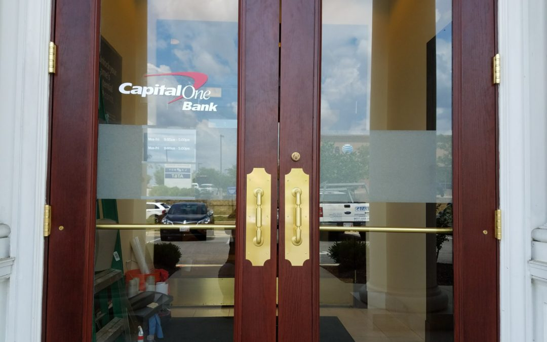 Capital One Bank – Severn, MD