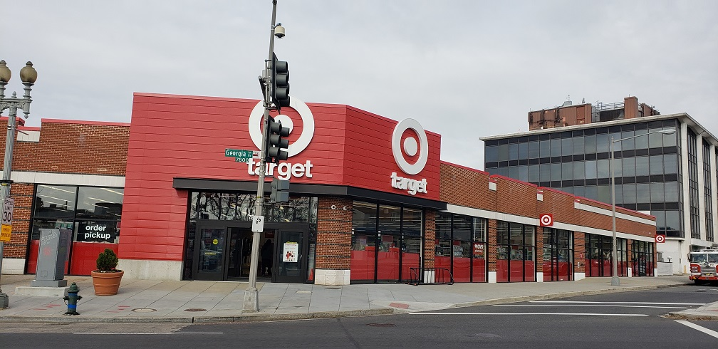 Target Re-Brand – Alexandria, Forestville & Hyattsville