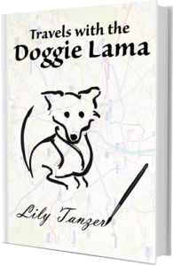 Travels with the Doggie Lama - Book Cover