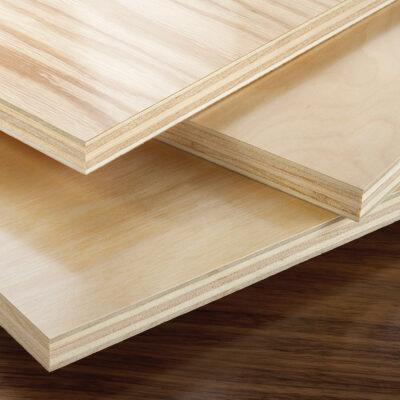 Softwood Plywood Panels