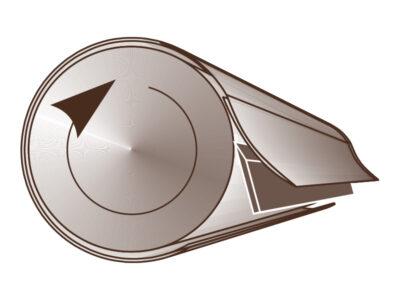 Veneer Cutting Diagram – Rotary Cut
