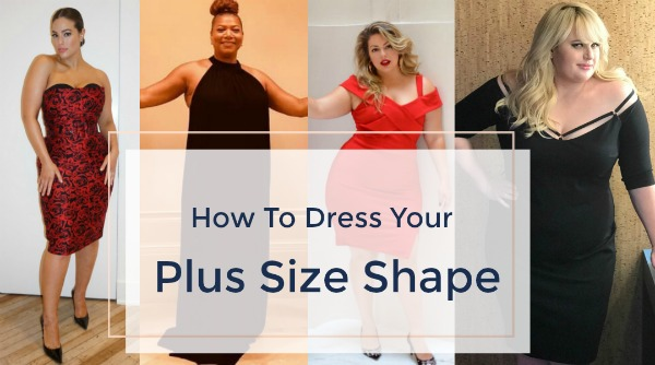 How To Dress Your Body Type When You're Plus Size