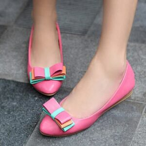 Yes Style Smoothie Bow Flats