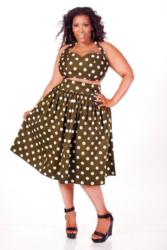 JIBRI RELEASES NEW PLUS SIZE SUMMER DRESSES AND SKIRTS ...
