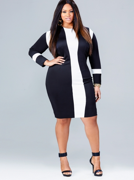 MONIF C. UNVEILS HER LATEST COLLECTION OF PLUS SIZE DRESSES ...
