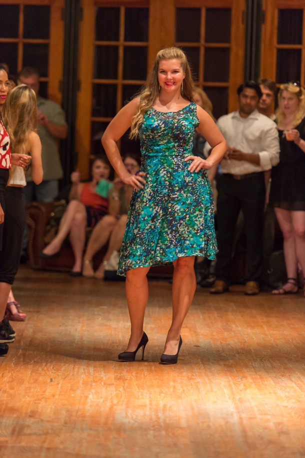 Rachel - Hope Chiffon Dress