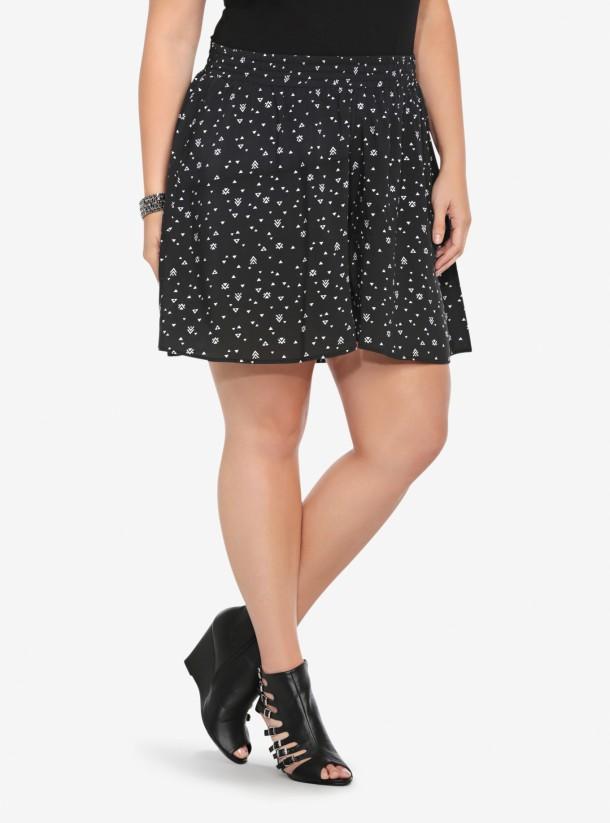 Plus Size Culottes_Torrid