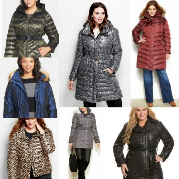 PLUS SIZE_Puffer