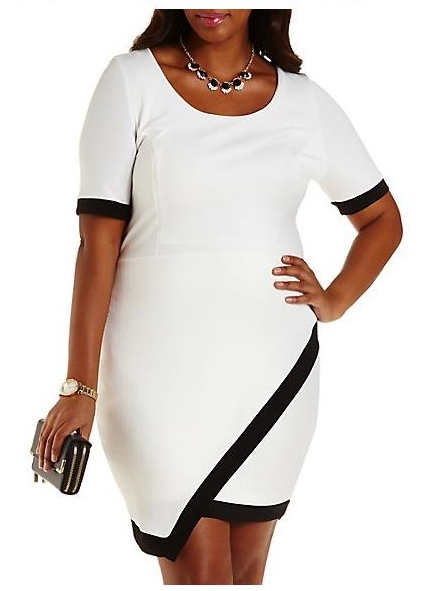 Say What! Charlotte Russe Finally Has A Plus Size Line And ...