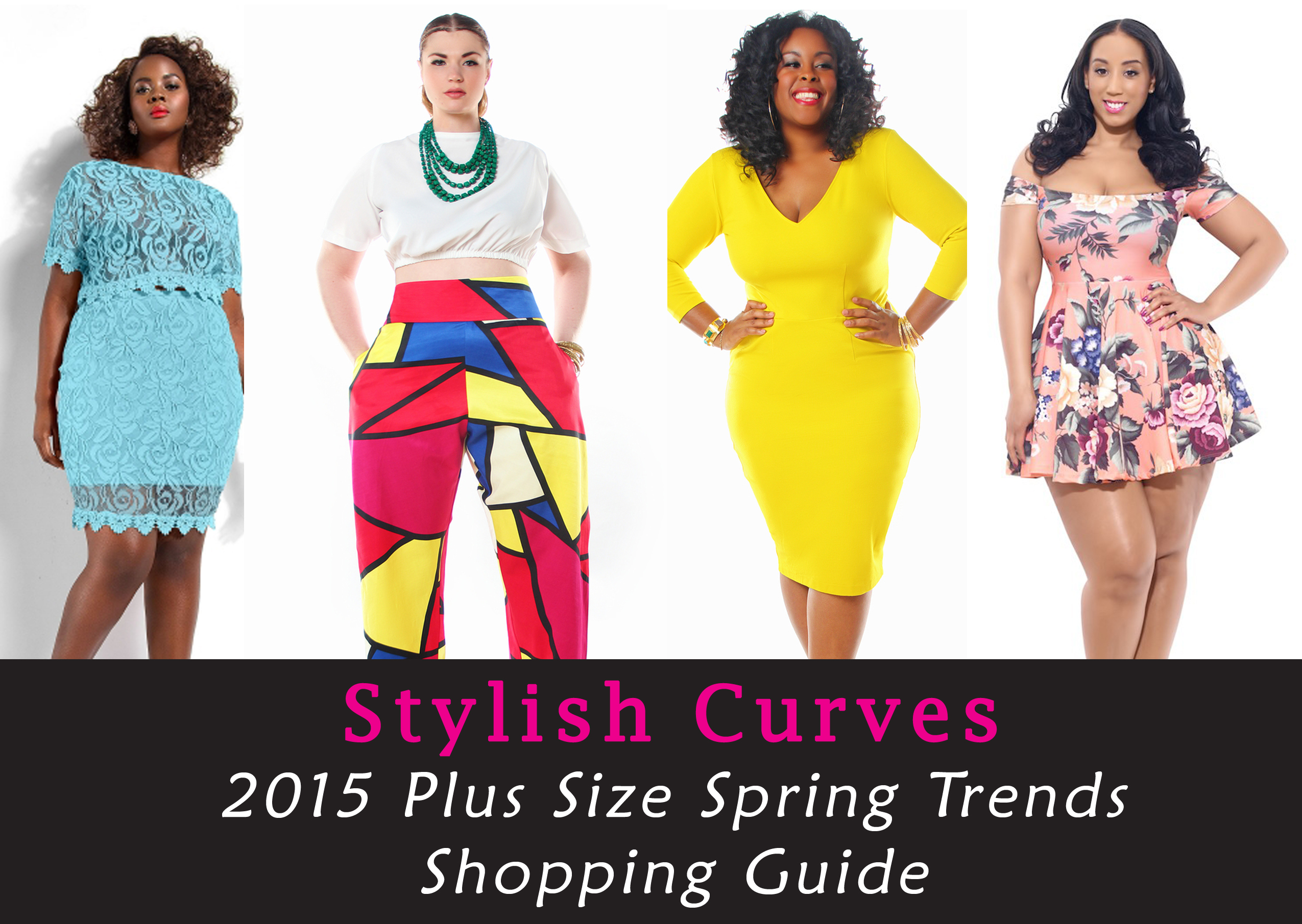 Plus size spring trend