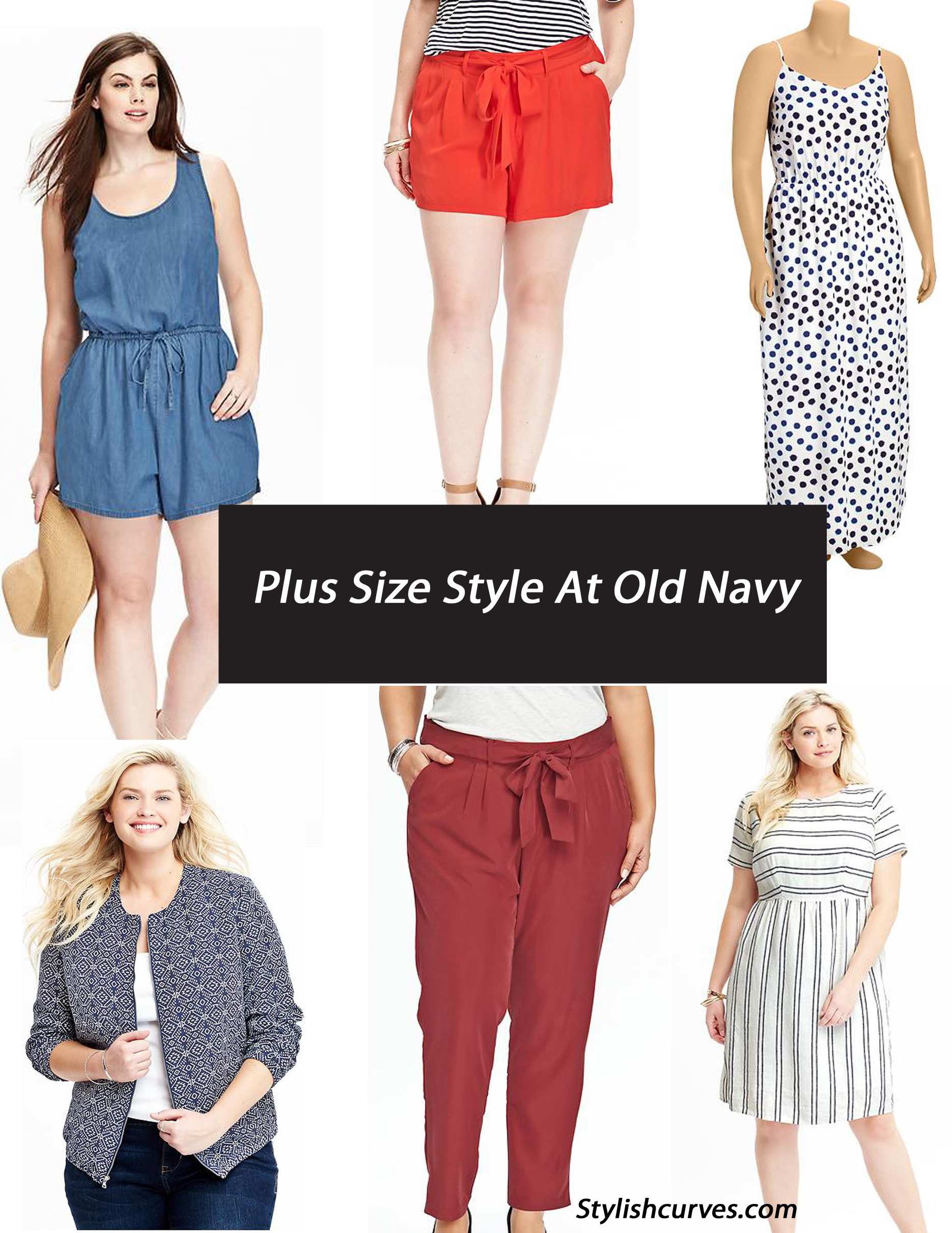 Old Navy Has Stepped Up Their Plus Size Style And They ...