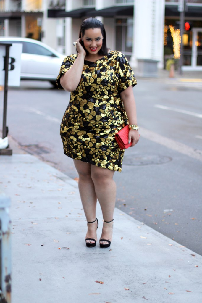 Stylish New Year\'s Eve Looks From 5 Plus Size Fashion Bloggers
