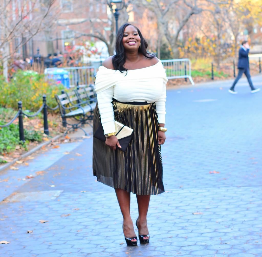 lae bryant metallic skirt 2 (1024x1003)