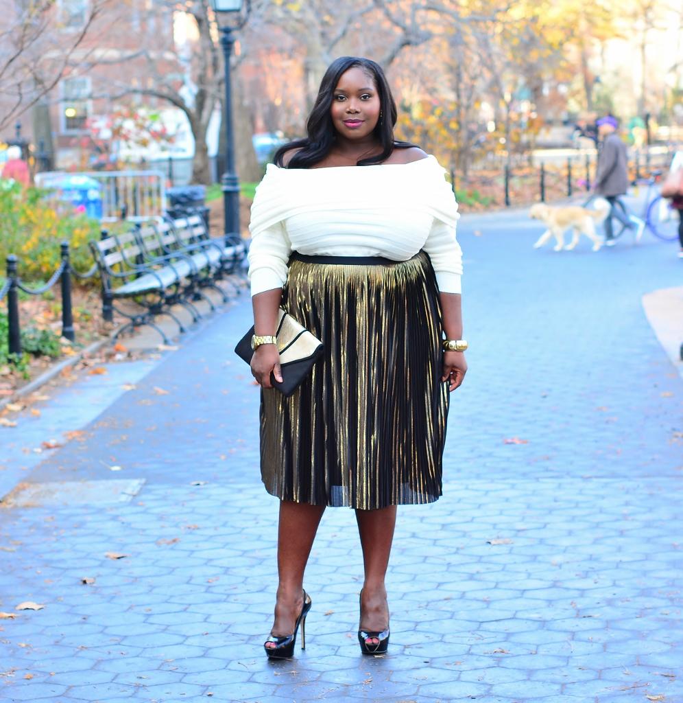 lae bryant metallic skirt 3 (996x1024)