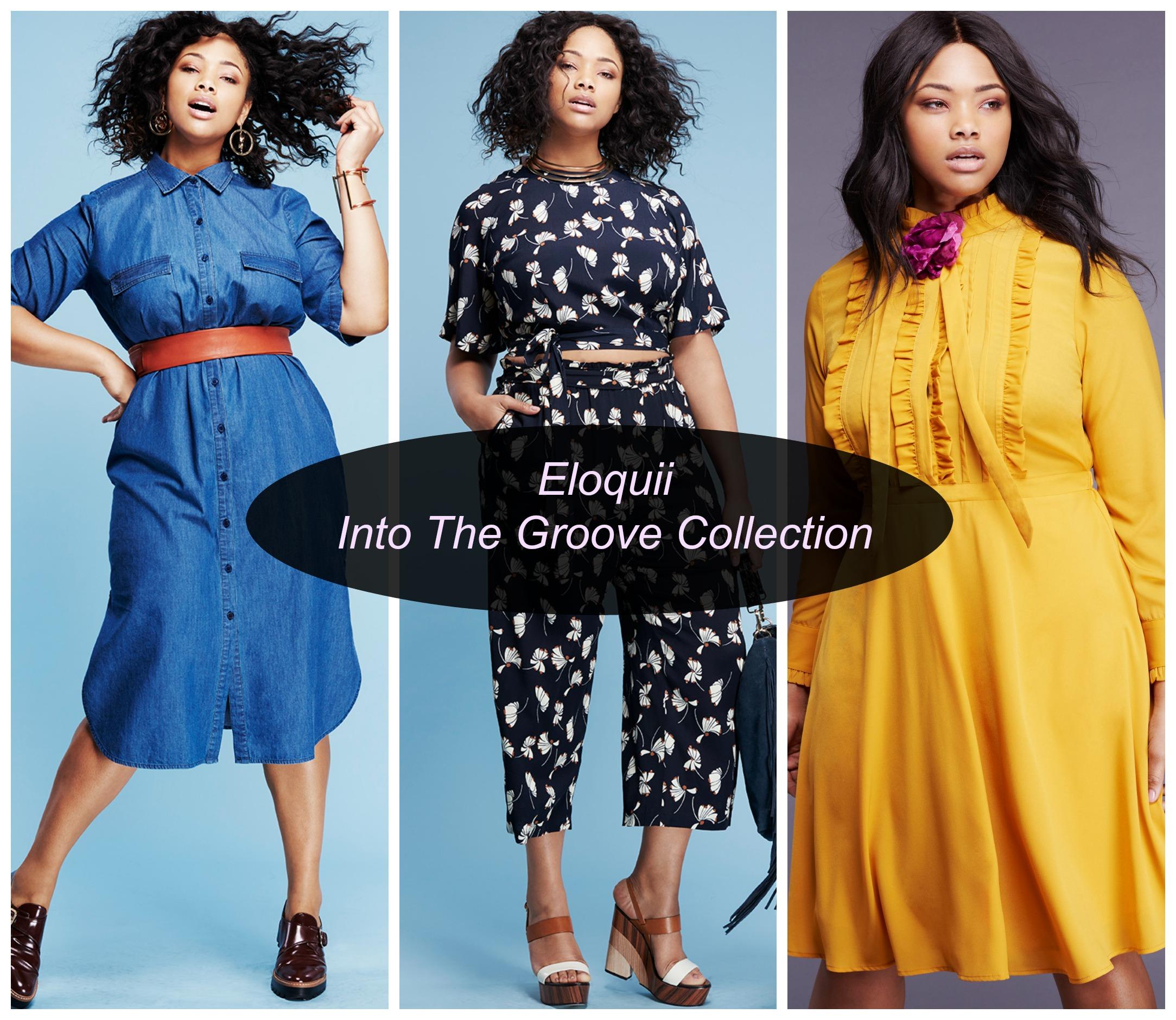Eloquii Plus Size collection