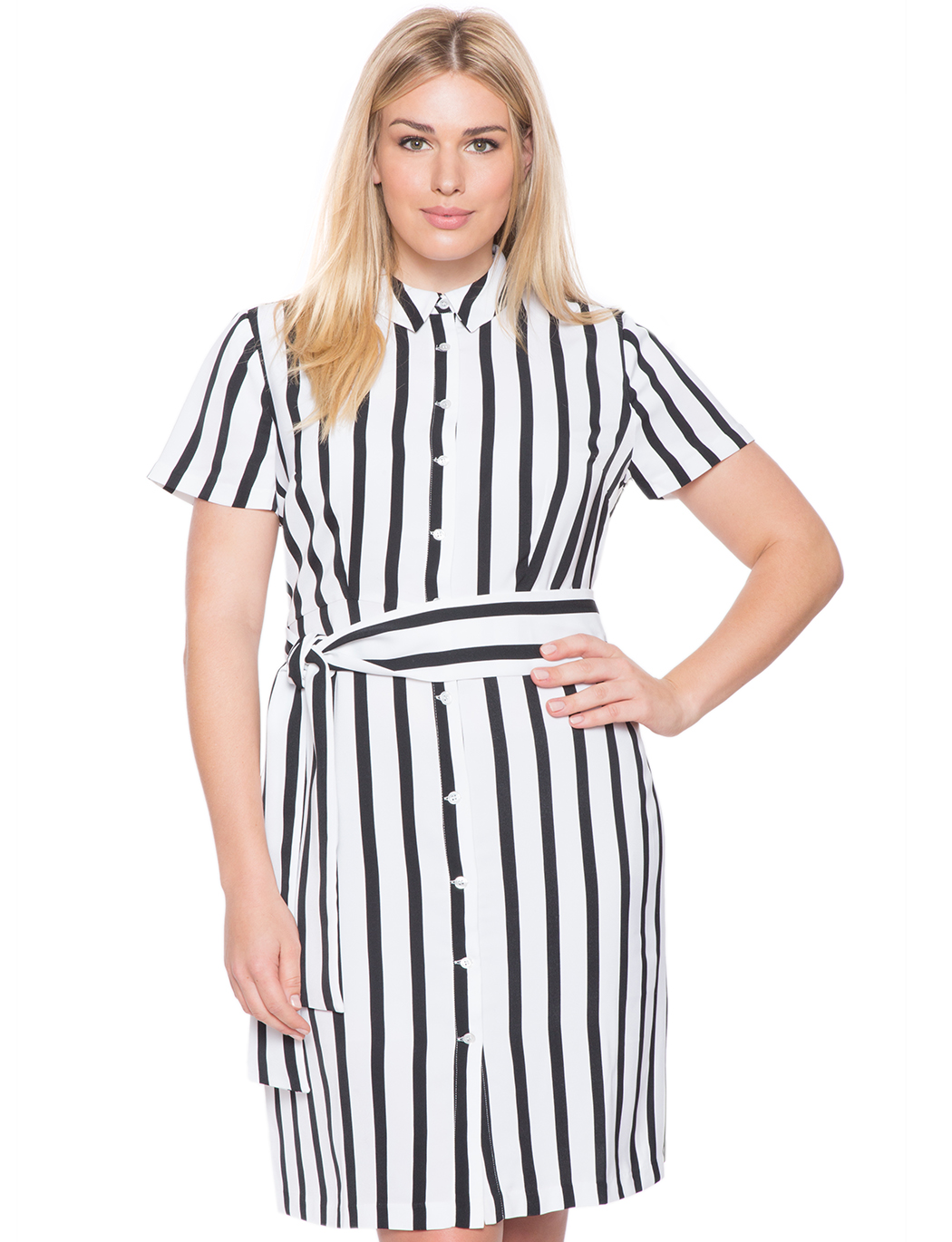 plus size shirtdresses 3