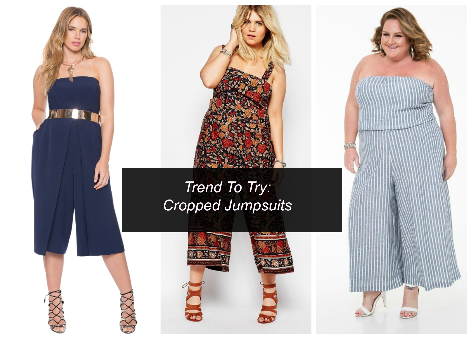 Cropped Jumpsuits 2