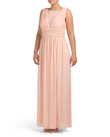 plus size prom dresses2