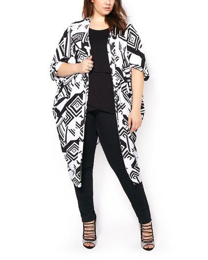 Plus Size Kimono's