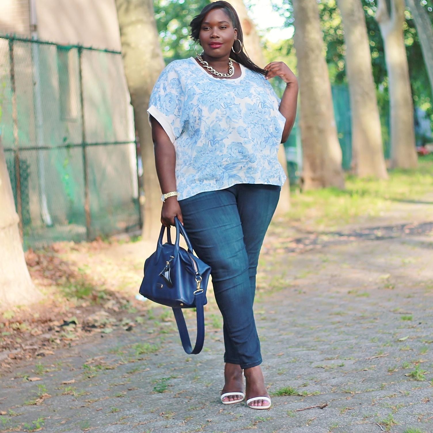 diane gilman plus size jeans 5