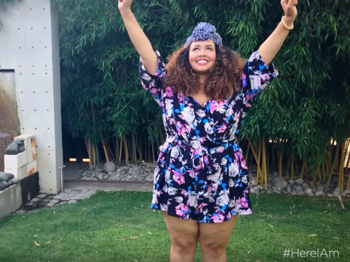 JCPenney Debuts New Body Positive Campaign, #HEREIAM