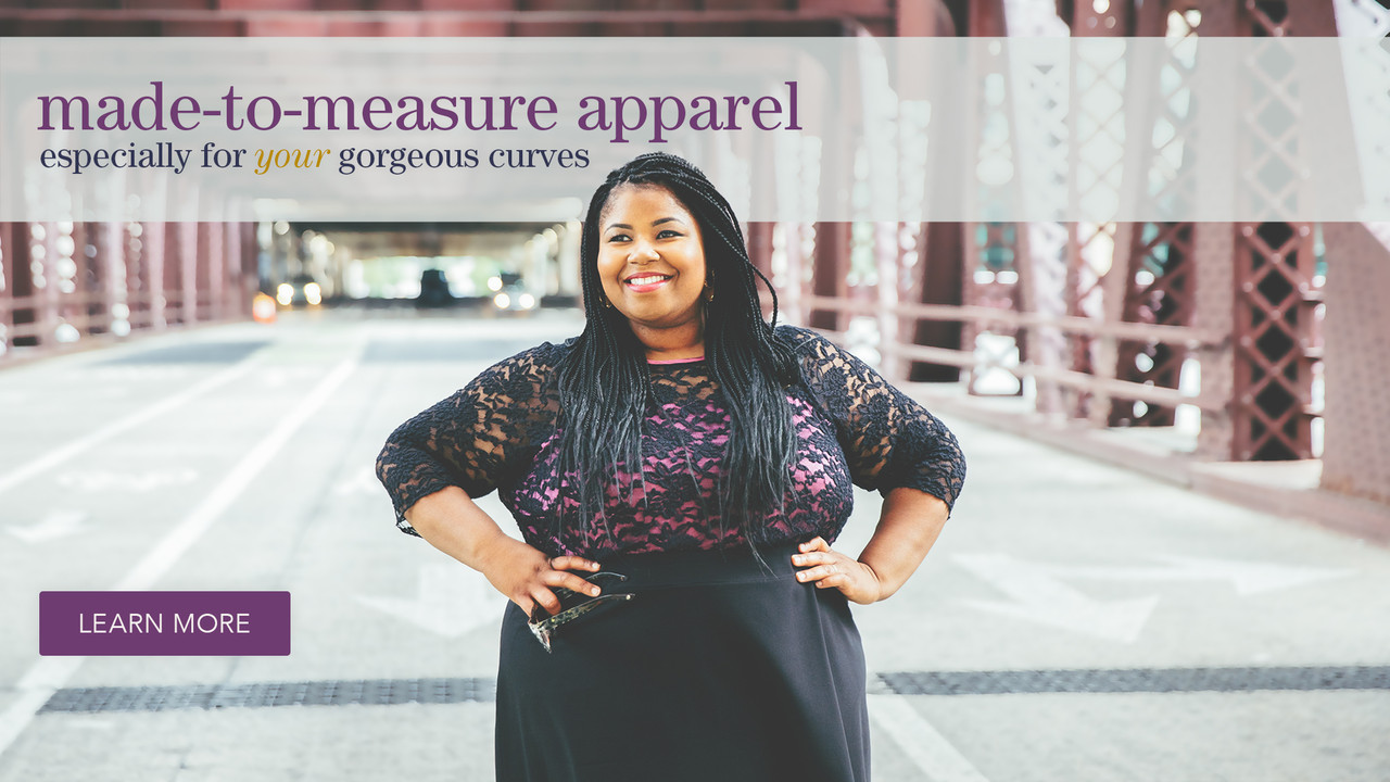 Elu Made To Measure Plus size clothing