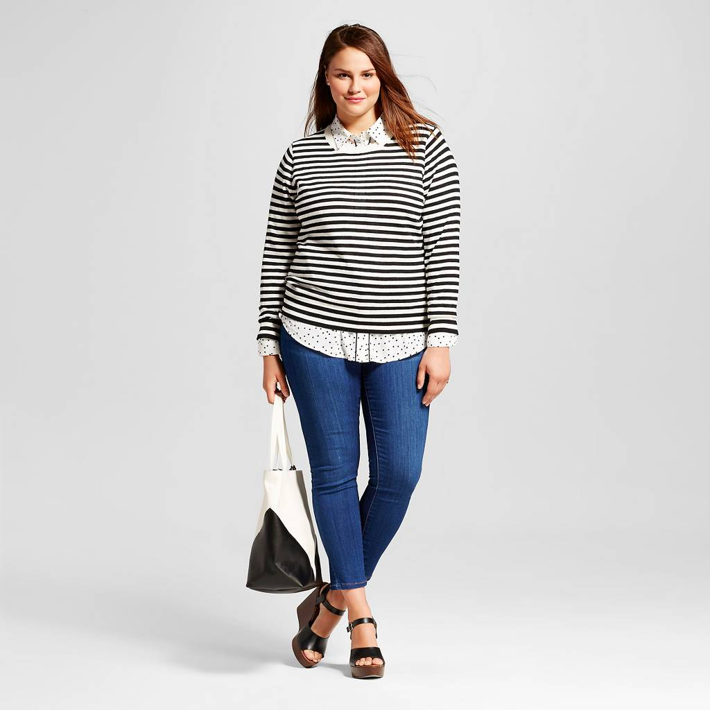 who what wear fall plus size collection 3