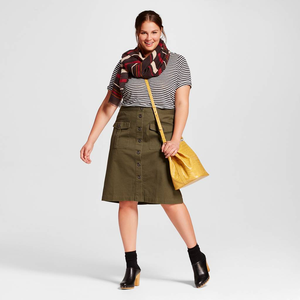 who what wear fall plus size collection 4