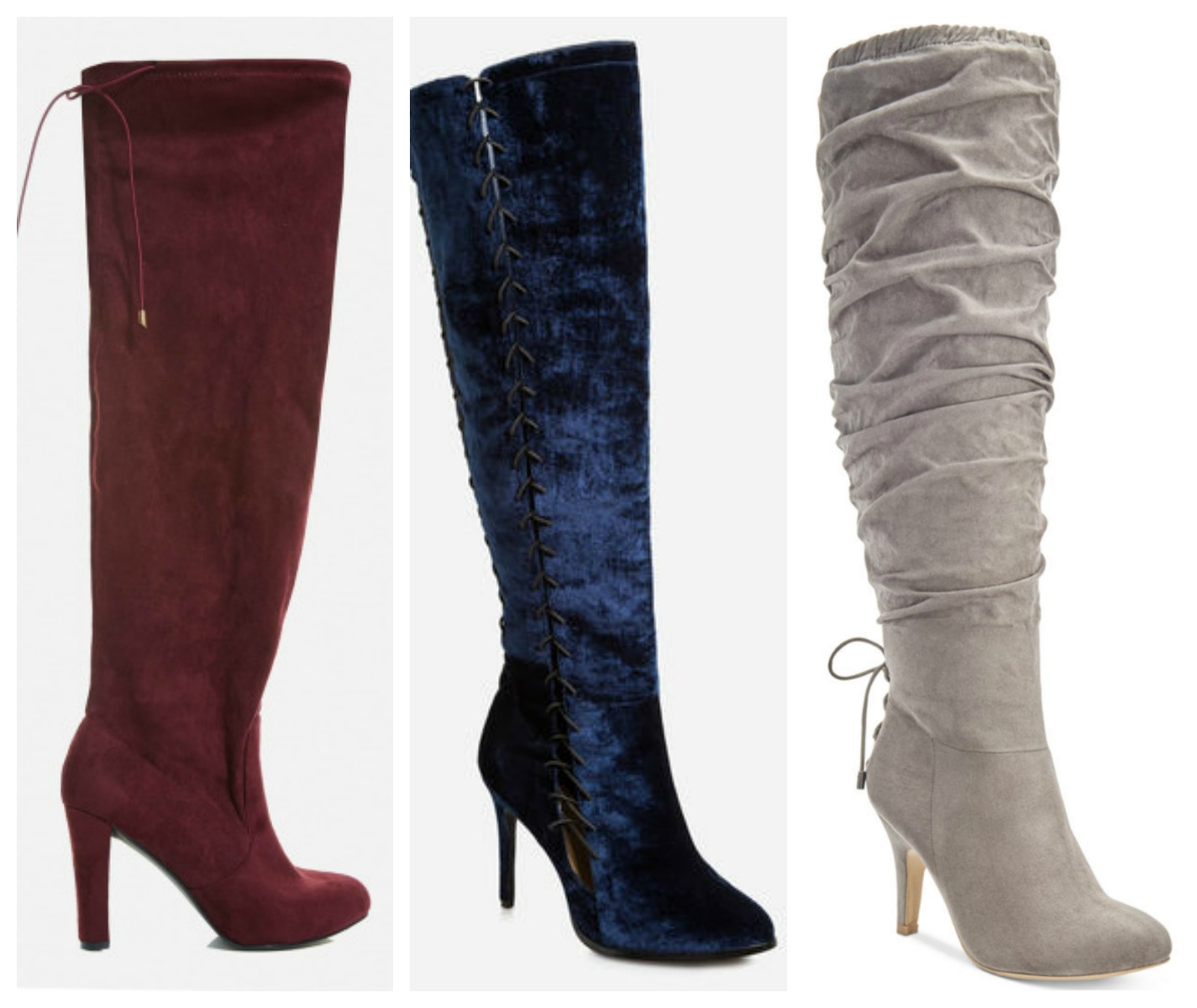11 Sexy Wide Calf Boots Up To Size 13
