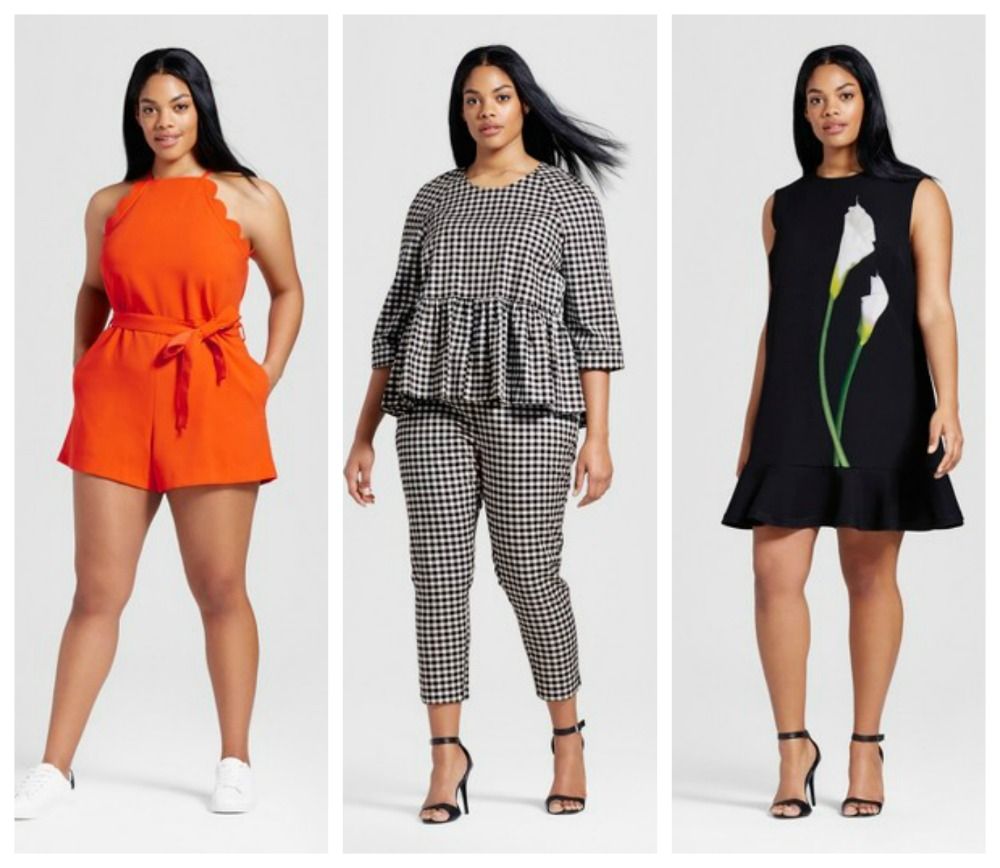 Victoria Beckham Target Collection Includes Plus Sizes ...