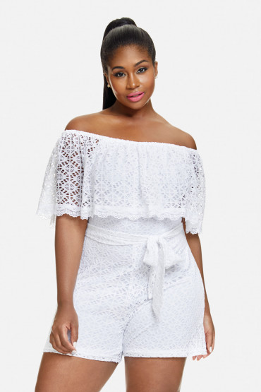 10 White Plus Size Dresses Jumpsuits To Rock All Summer
