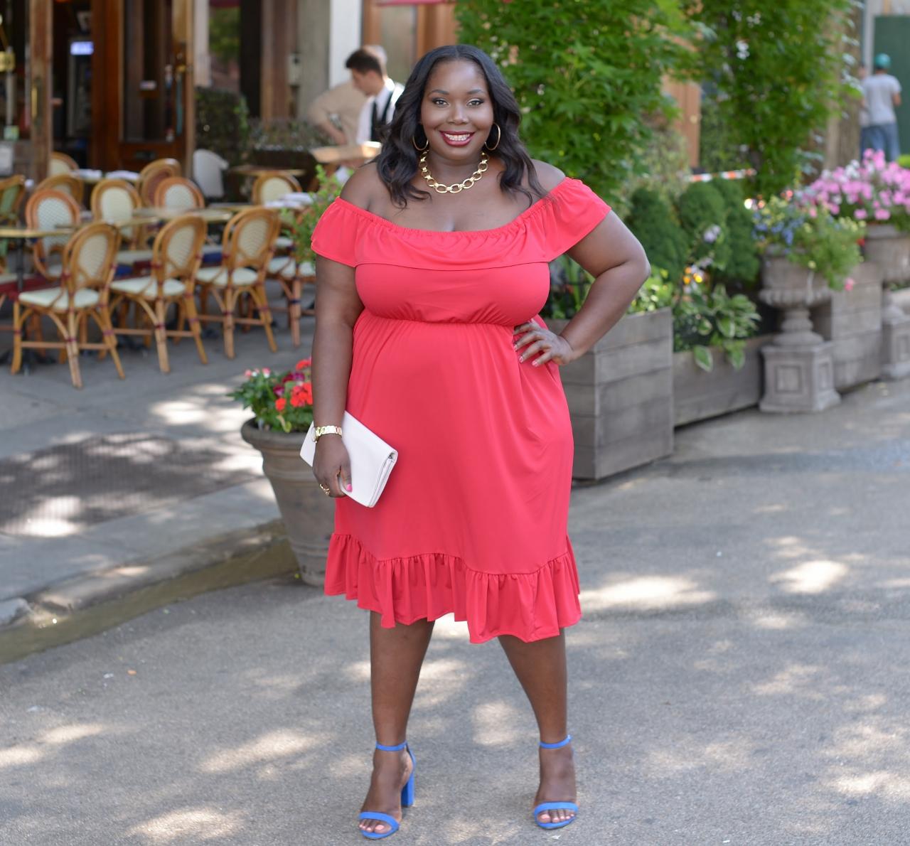 TJMaxx Plus Size Dresses For Summer