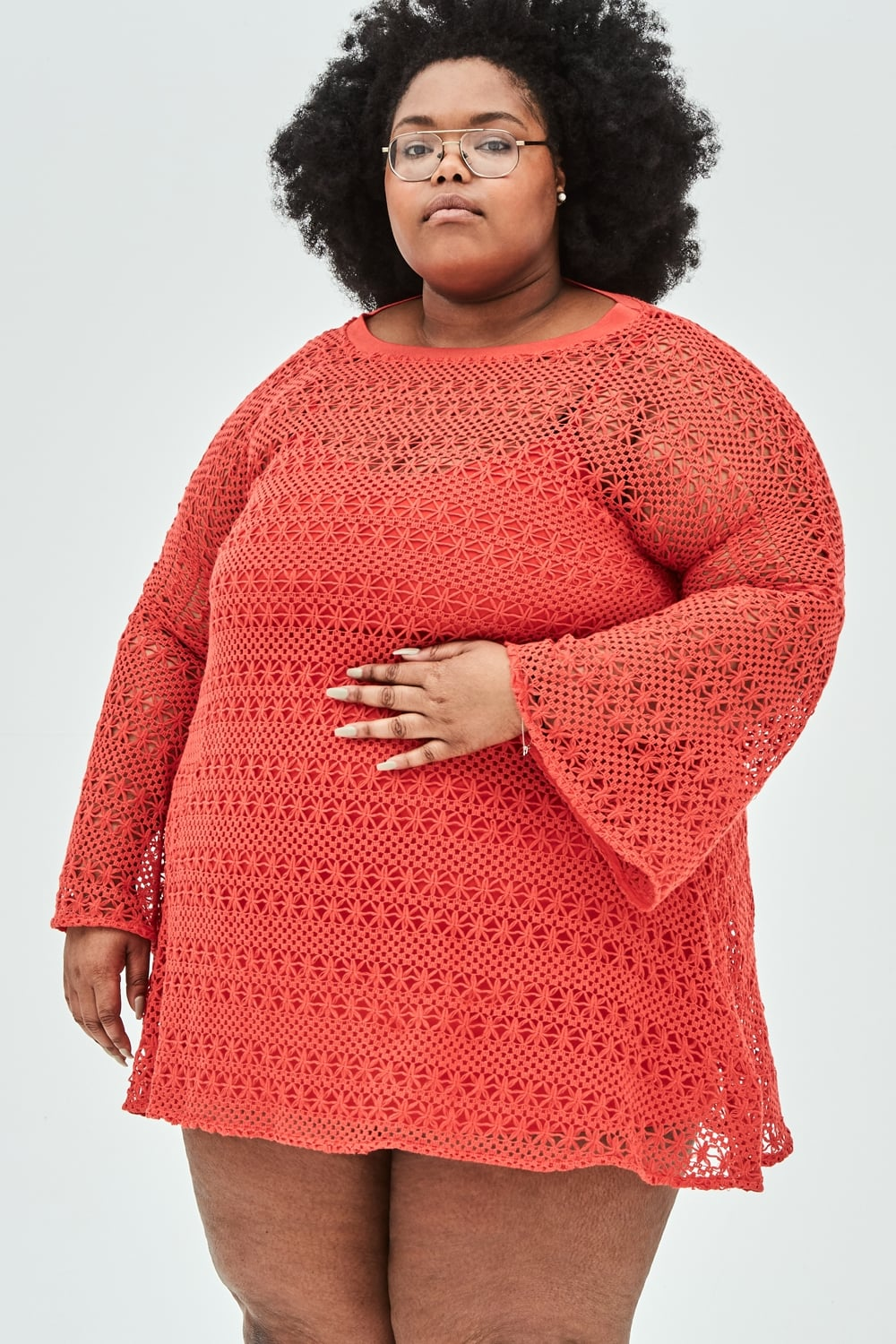 Elvi clothing size inclusive body positive campaign