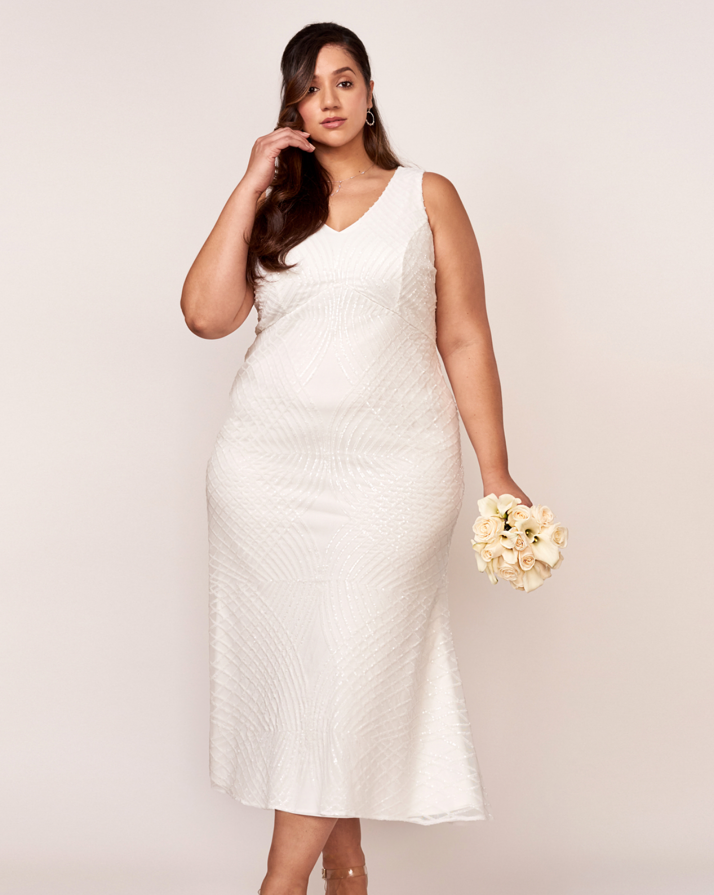 Plus size wedding gowns from simply be
