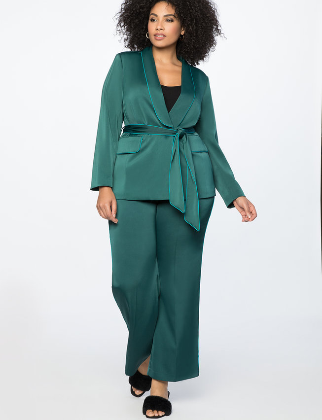 holiday party plus size suits eloquii