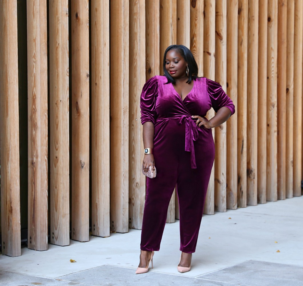 holiday party outfits in plus size