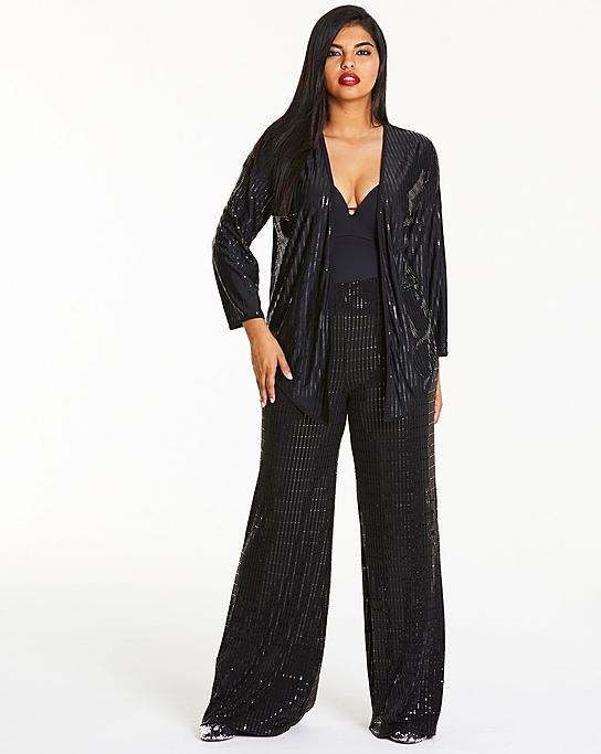 holiday party plus size suits