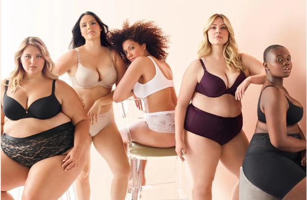 Skip Victoria's Secret And Shop These Plus Size Lingerie Brands