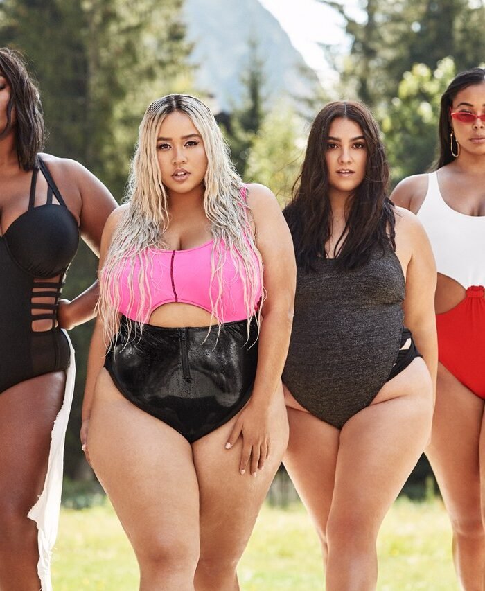 Get In Your Element With GabiFresh X Swimsuits For All Force Of Nature Collection