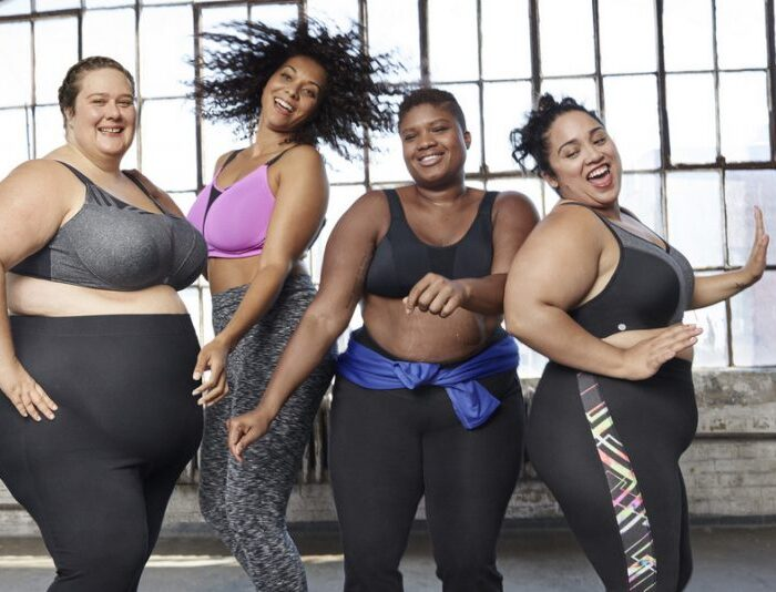 DON'T BELIEVE THE HYPE, PLUS SIZE WOMEN WORKOUT AND LIVE HEALTHY LIFESTYLES