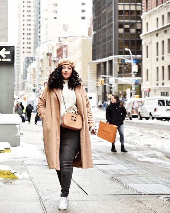 How To Stay Warm & Stylish When Its Cold