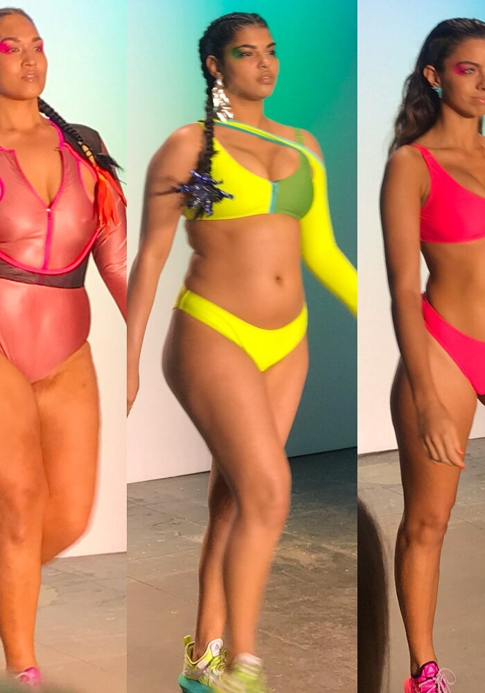 Chromat Serves Up Size Diversity and Sustainable Swimwear During NYFW