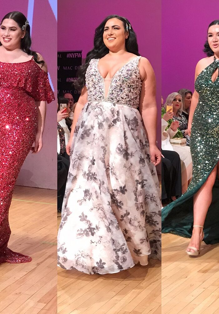 MacDuggal's NYFW Show Was Body Positive At Its Best